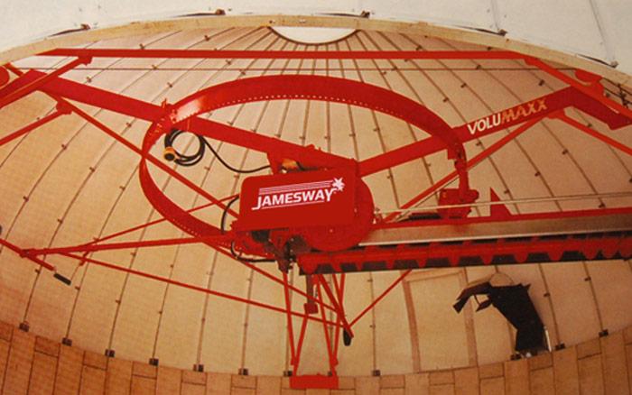 Videur Volumaxx - Jamesway - Silo J.M. Lambert